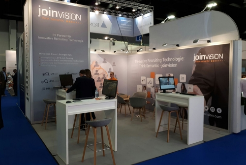 JoinVision Messestand